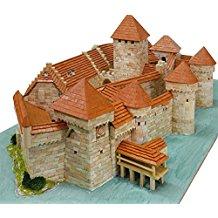 Maquetas de castillo medieval
