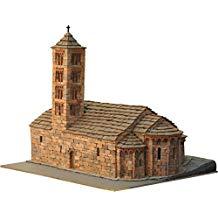 Maqueta de iglesia
