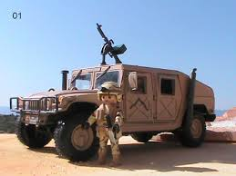 vehículo blindado de playmobil