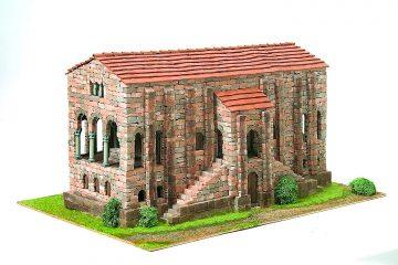 Maqueta Iglesia Santa María del Naranco