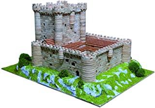 Maqueta castillo del Vivero de Fuensaldaña