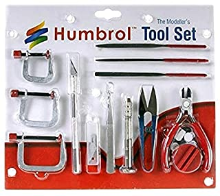 Set de herramientas para maquetas