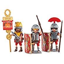 Soldados de Playmobil